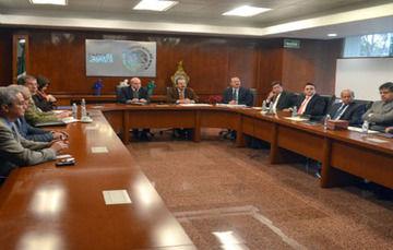 Menos retórica y más acciones concretas serán la base del sector agroalimentario mexicano, subrayó el Secretario Martínez y Martínez.