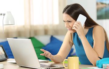 Ubica si el proveedor está inscrito en el programa Conciliaexprés y llámanos al Teléfono del Consumidor