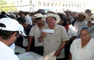 Se ha cumplido la Meta de Pago de PROCAMPO a Productores este año en Morelos