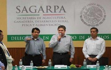 Ratifican a Rafael Ambriz Cervantes como Delegado de la SAGARPA en Morelos