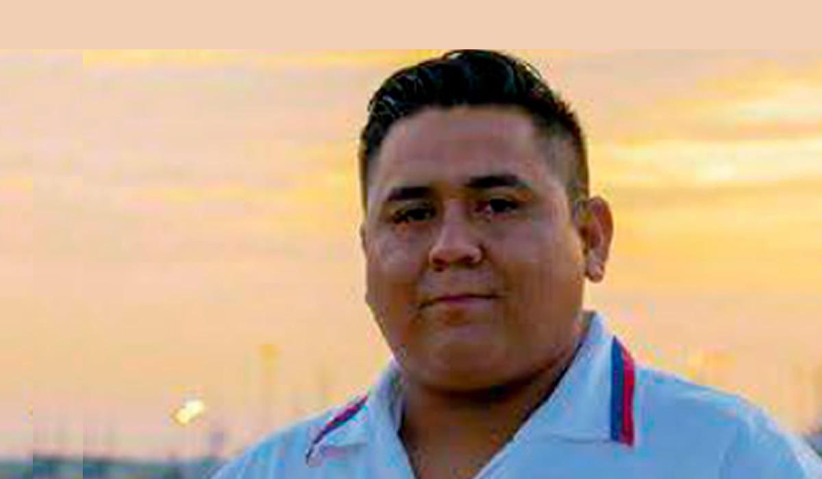 Premio Nacional de la Juventud 2017. Gilberto González Arce