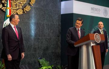 El Presidente de la República, Enrique Peña Nieto, ofreció hoy un mensaje en el que anunció distintos cambios en su Gabinete.