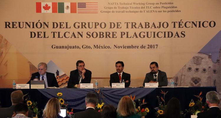 SENASICA informó que se publicó la Norma Oficial Mexicana NOM-082-SAG-FITO/SSA1-2017