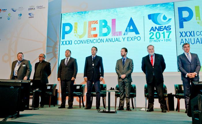 Inauguración de la XXXI Convención Anual y Expo ANEAS 2017