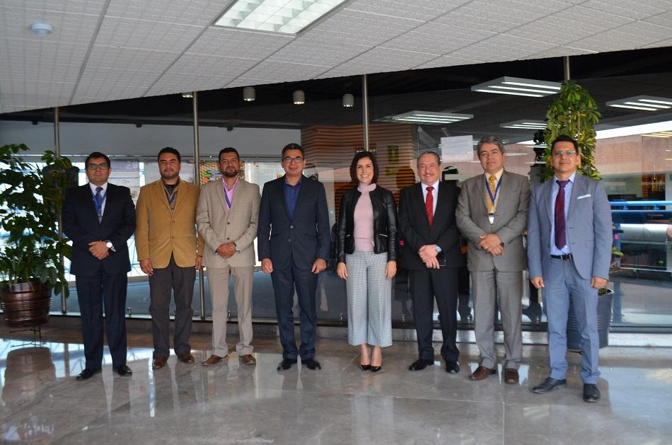 Visita de la SFP al Centro de Investigación en Computación (CIC) del IPN.