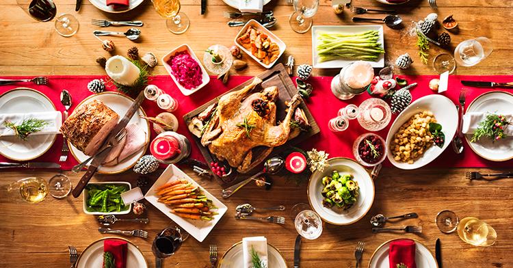 Los supermercados son el canal principal para adquirir los ingredientes de la cena navideña.