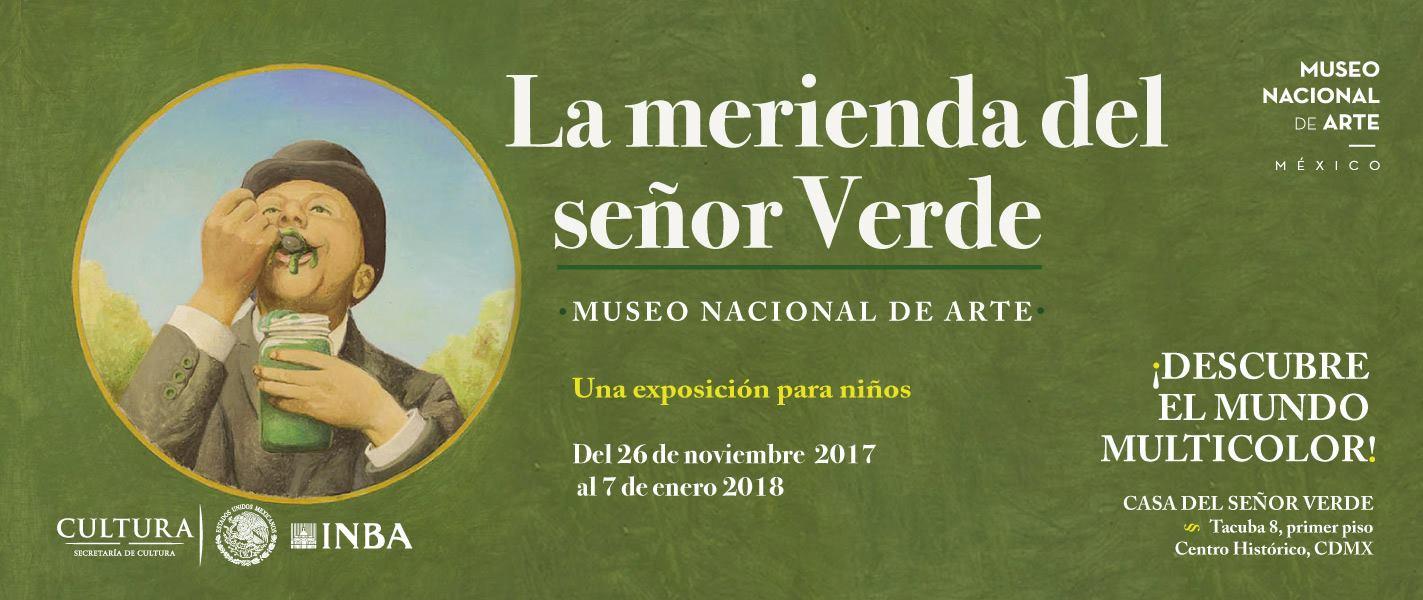 Desde su publicación en 2007, el libro La merienda del señor Verde de Javier Sáez Castán no ha dejado de ejercer una extraña fascinación en sus lectores. ¡Ven a una exposición infantil!