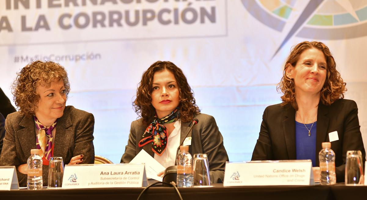 Se consolida la Cultura de la Legalidad para combatir la corrupción: SFP