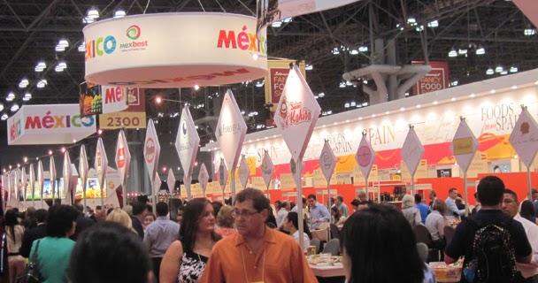 Agroempresarios mexicanos reportan ventas por 10 millones de dólares en Summer Fancy Food Show 2014
