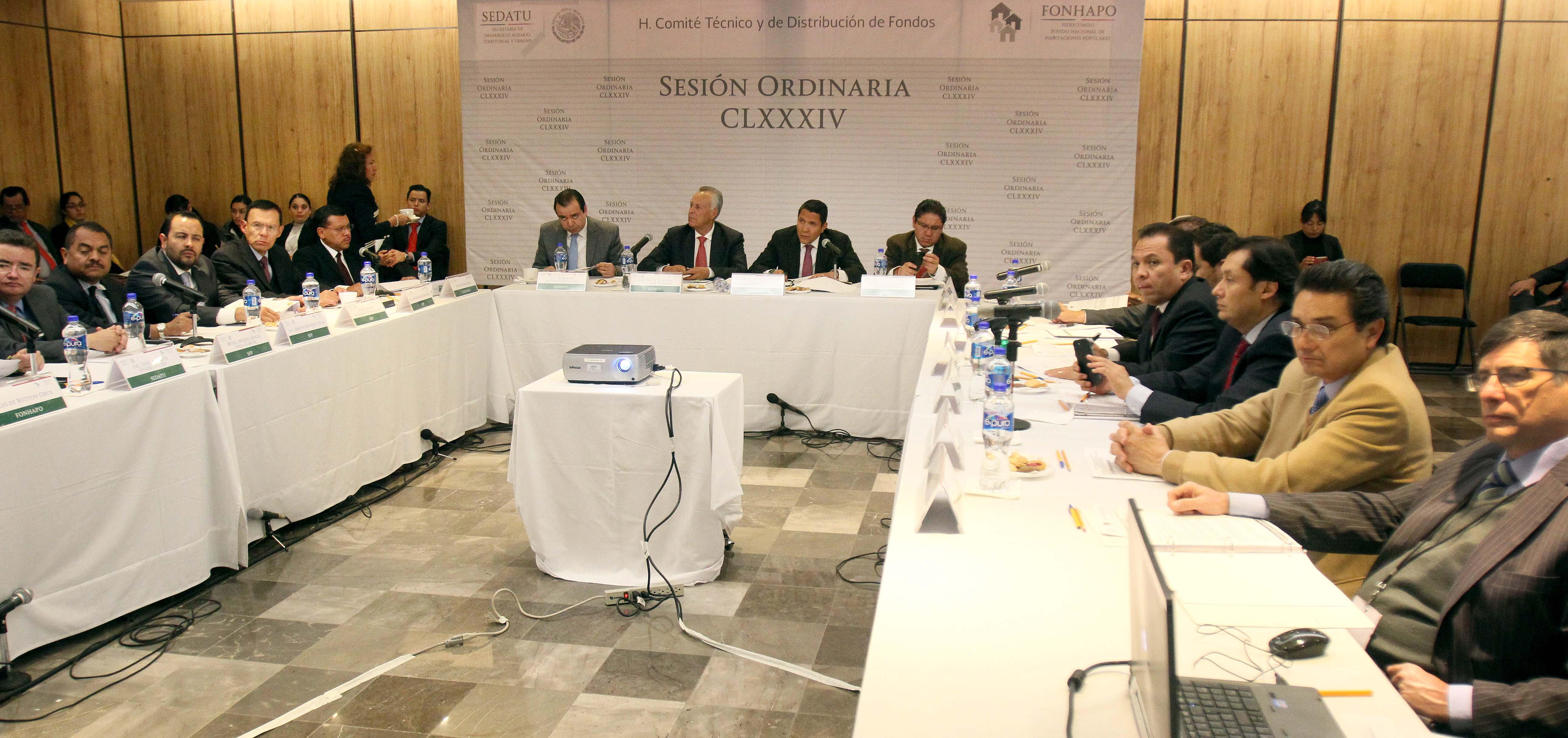 Presentación del Informe de Autoevaluación del FONHAPO.
