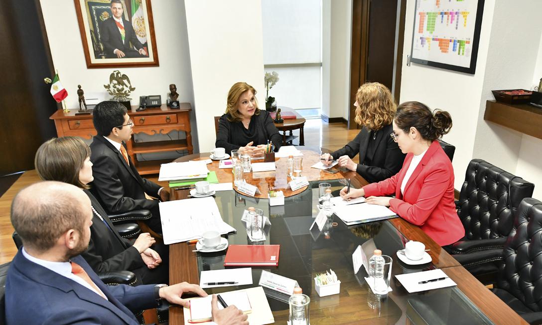 Acuerdan SFP y UNODC fortalecer colaboración para prevenir la corrupción