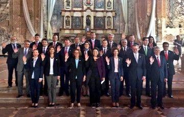 México reitera su compromiso con la Conferencia Iberoamericana