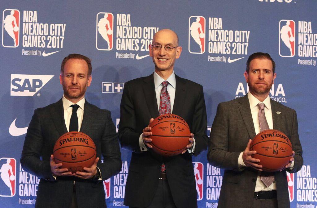 38e703984b7 La NBA Academy Latinoamérica será el séptimo centro de entrenamiento de  élite de la NBA a