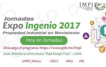 Hoy inicia Jornadas Expo Ingenio 2017 Monterrey
