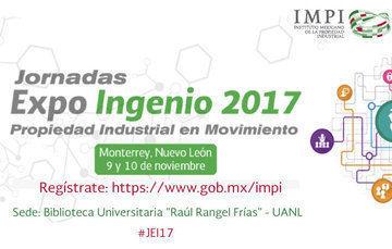 Jornadas Expo Ingenio 2017 Monterrey, NL