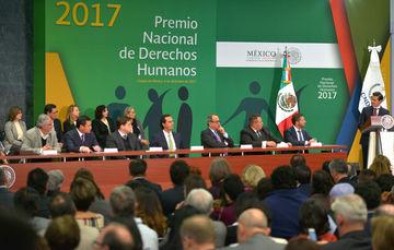 Premio Nacional de Derechos Humanos 2017