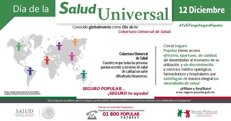 Día de la Cobertura Universal de Salud