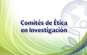 Banner comités de ética en investigación