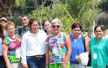 Gira de estudios sobre buenas prácticas de extensionismo, transferencia de tecnología e innovación en Amazonas. Brasil.