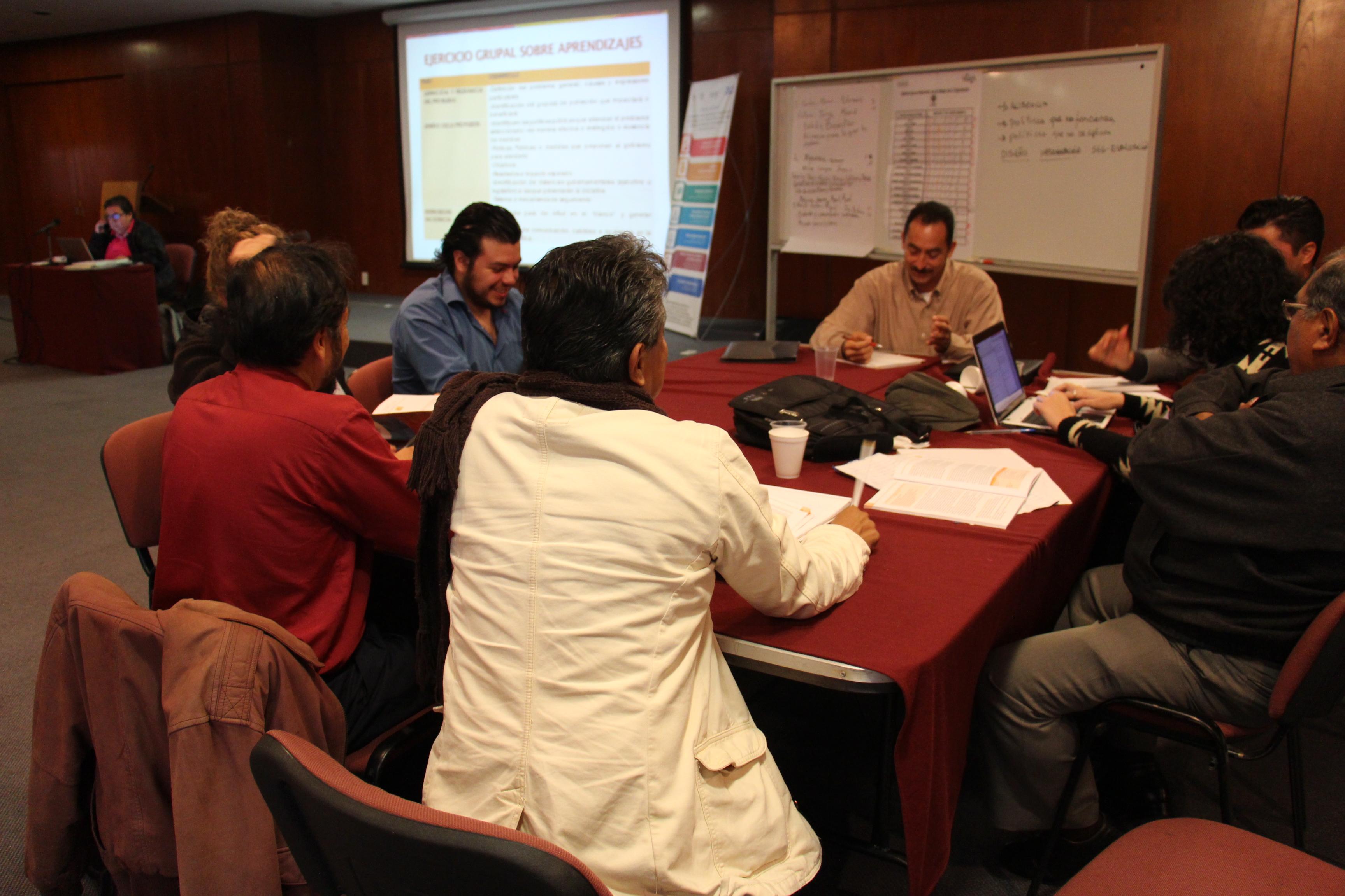 Inscríbete a las capacitaciones sobre elaboración de proyectos y Reglas de Operación del PCS
