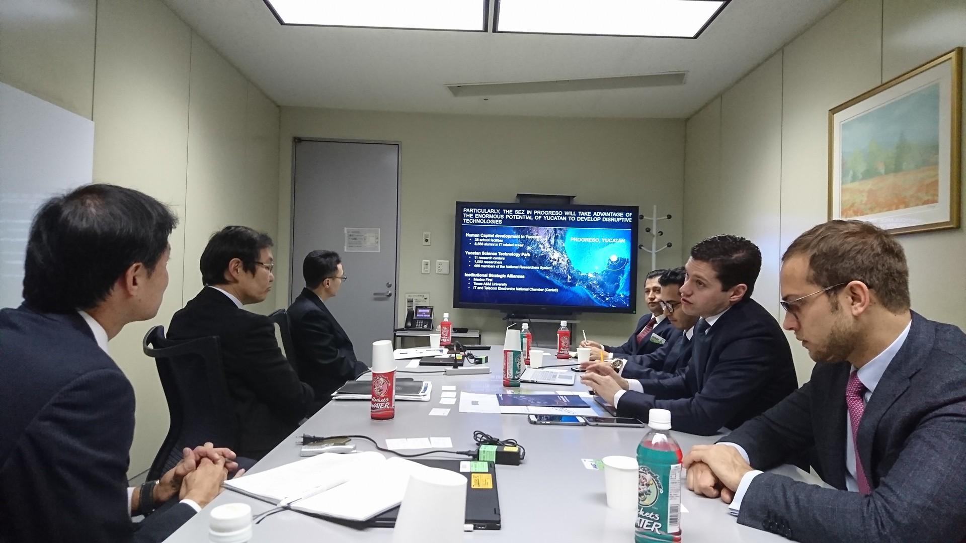 ProMéxico y Zonas Económicas Especiales promueven proyectos en Japón y Corea
