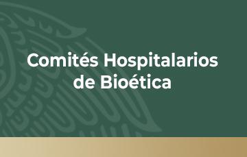 Esta es la Sección de Comités de Bioética que contiene información relativa a Comités de Ética en Investigación (CEI), en cuanto a trámite de registro, renovación de registro, listas de registros emitidos y datos abiertos, así como la Guía Nacional