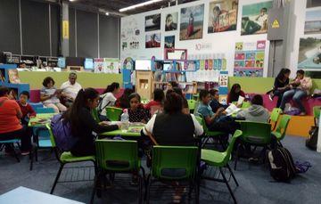 La Conaliteg presente en la Feria Internacional del Libro de Guadalajara