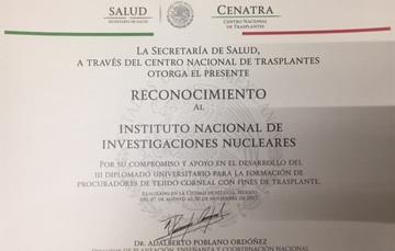 III Diplomado Universitario para la Formación de procuradores de tejido corneal con fines de trasplante