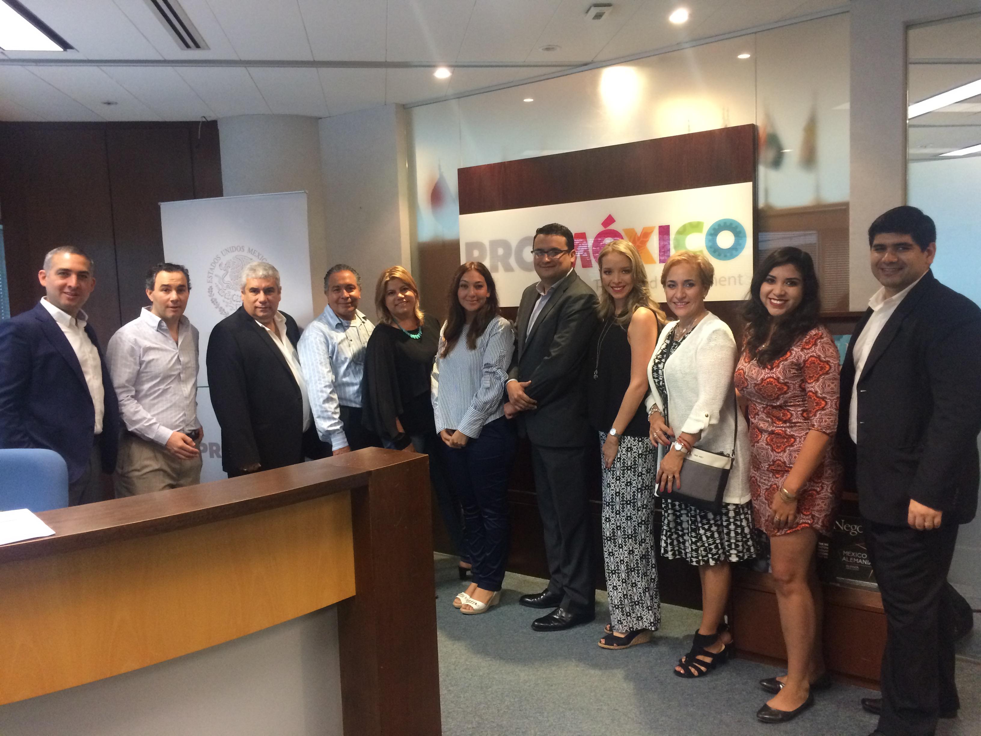 ProMéxico lleva misión de tequileros mexicanos a Singapur