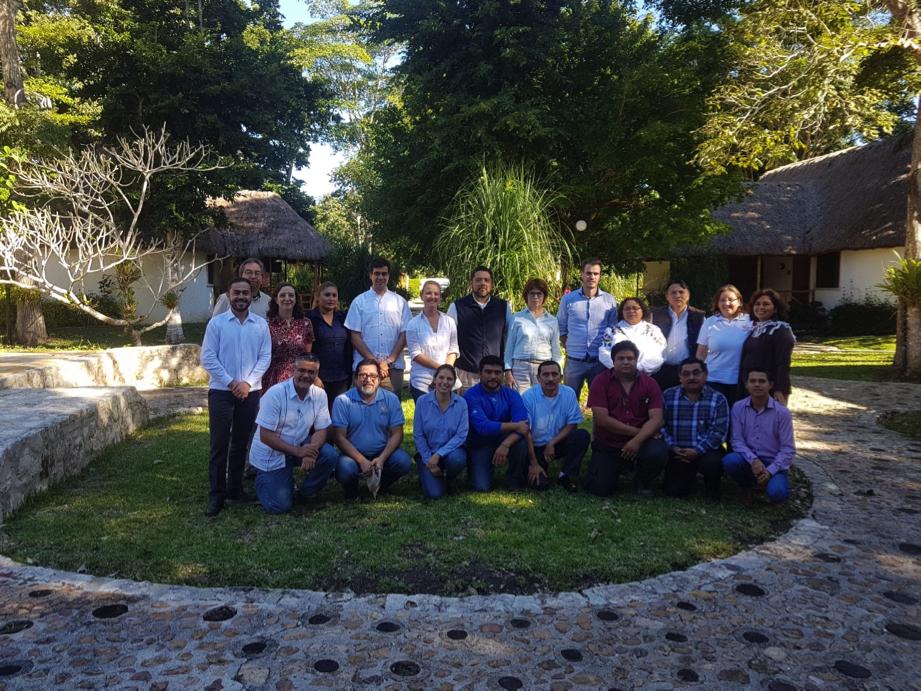 El Fondo Conjunto México – Alemania realiza visita técnica al proyecto piloto Municipios Fronterizos de Derechos Humanos.