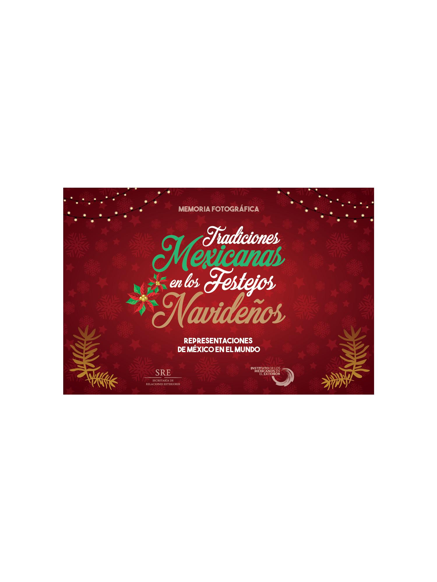 Tradiciones Mexicanas en los Festejos Navideños