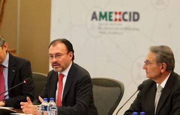 AMEXCID Presents International Cooperation Policy Year-End Results