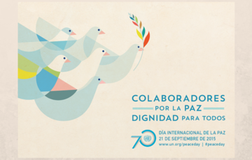 Día Internacional de la Paz: #PeaceDay