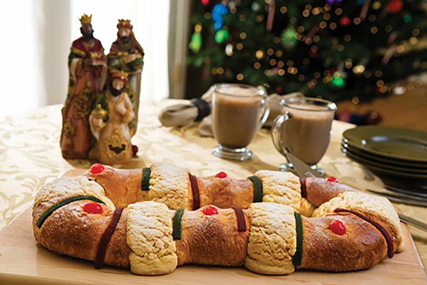 """""""Rosca de Reyes"""", tradición llena de bellos significados"""