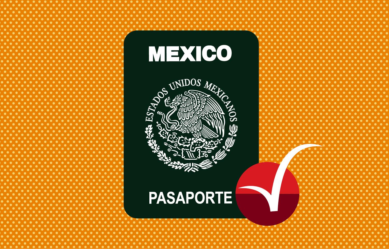 Sigue los cuatro pasos para tramitar tu pasaporte