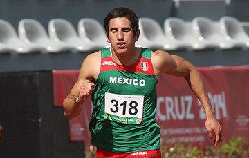 José Carlos Herrera Vargas buscará el oro en los Juegos Centroamericanos de Barranquilla.