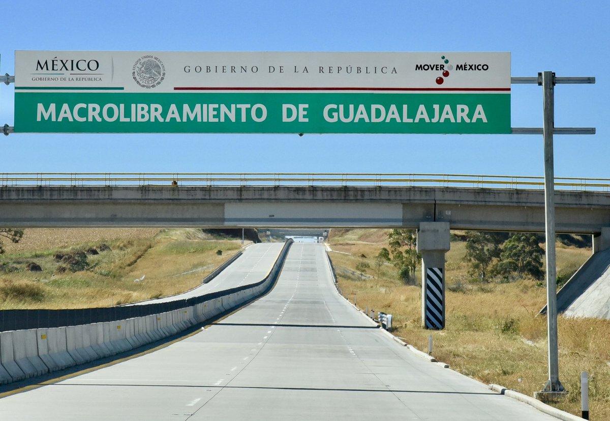 Image result for macrolibramiento guadalajara