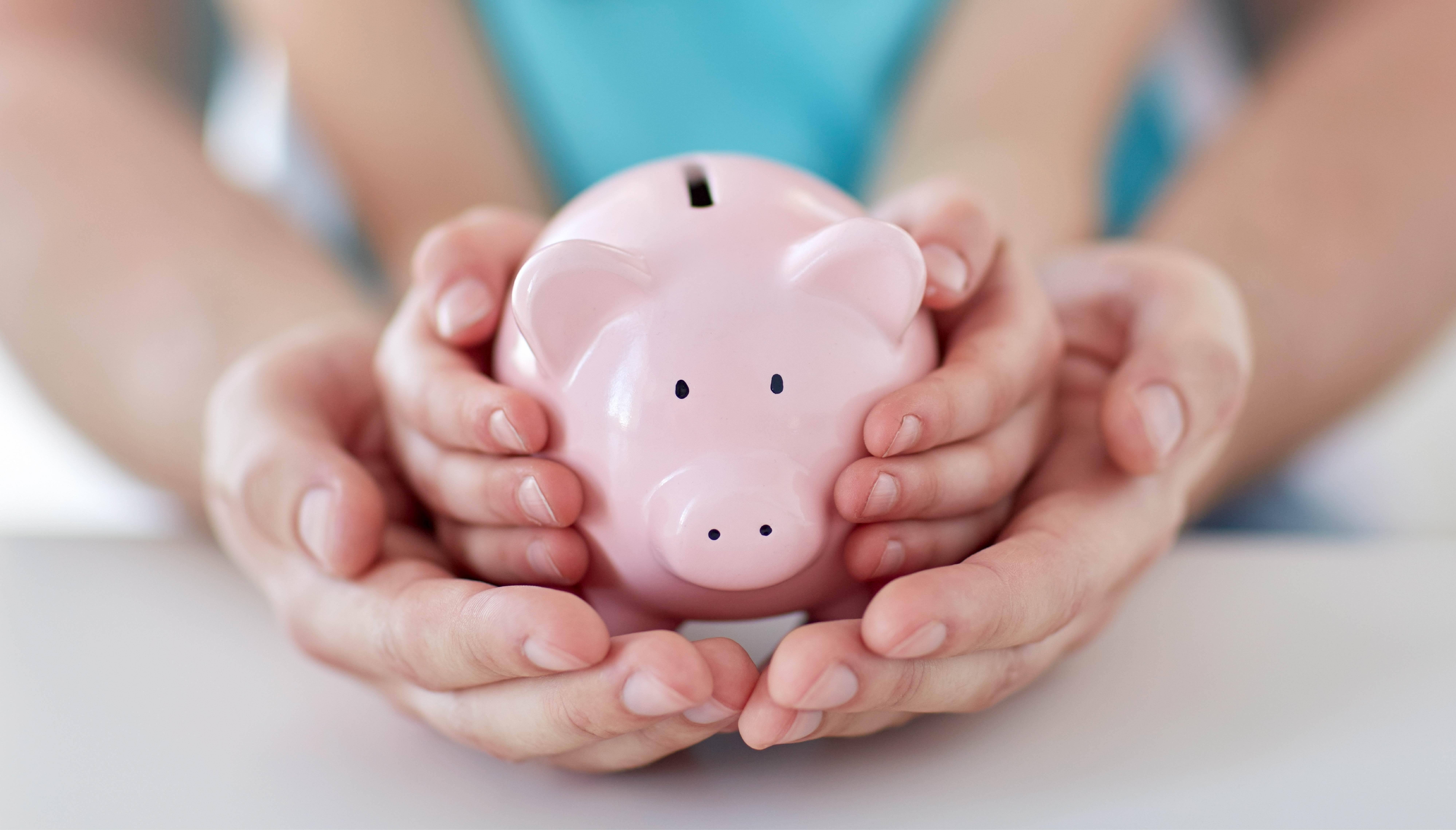 Fomentar el ahorro en tus hijos, un buen propósito de año