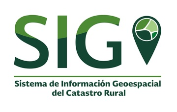 Logo del Sistema de Información Geoespacial del Catastro Rural