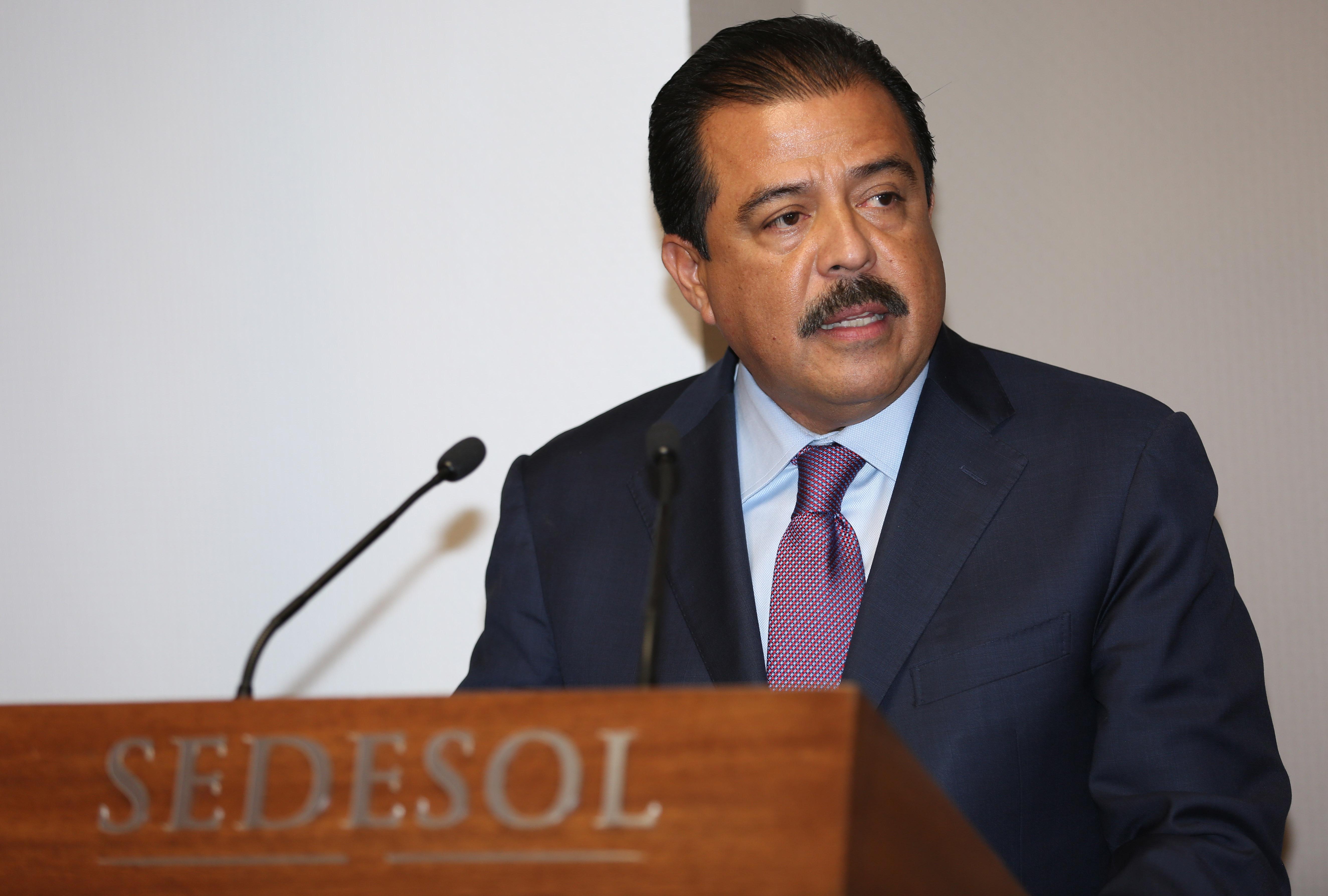 Secretario Eviel Pérez Magaña
