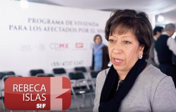 Rebeca Islas, Testimonio
