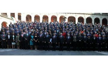 Clausura de la Reunión de Embajadores y Cónsules 2018
