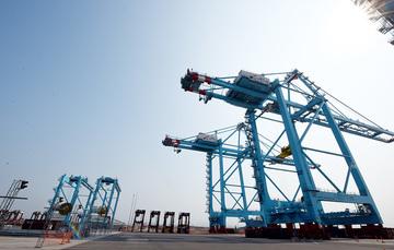 Cumplió SCT con cinco compromisos de gobierno durante 2017 en puertos.