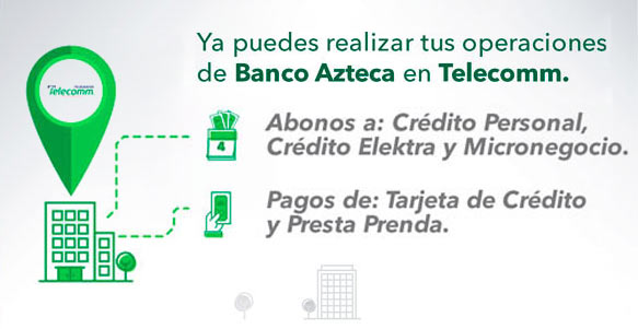 Telecomunicaciones de México (Telecomm) y Banco Azteca refrendan y amplían su convenio de corresponsalía bancaria