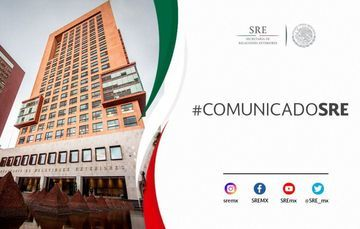 México reitera su posición sobre la relación bilateral con los Estados Unidos de América