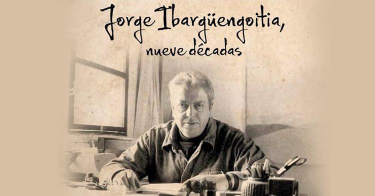 90 años de Jorge Ibargüengoitia.