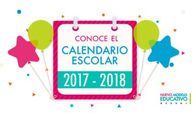 Ciclo Escolar 2017 – 2018
