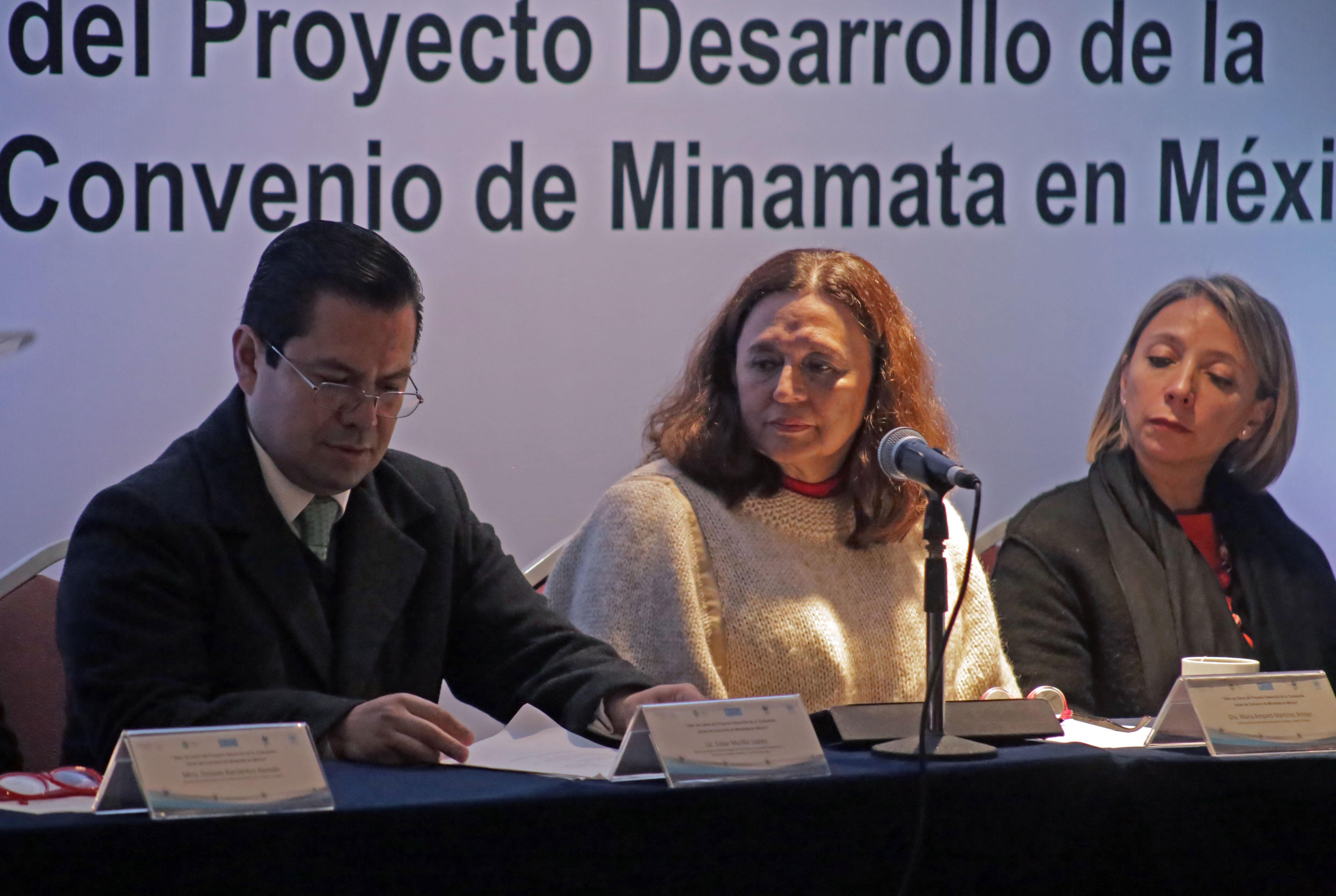 Avanza México en el Cumplimiento del Convenio de Minamata