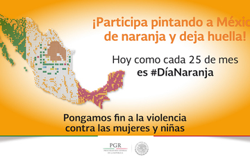 ¡Únete y pongamos fin a la violencia contra las mujeres y niñas!