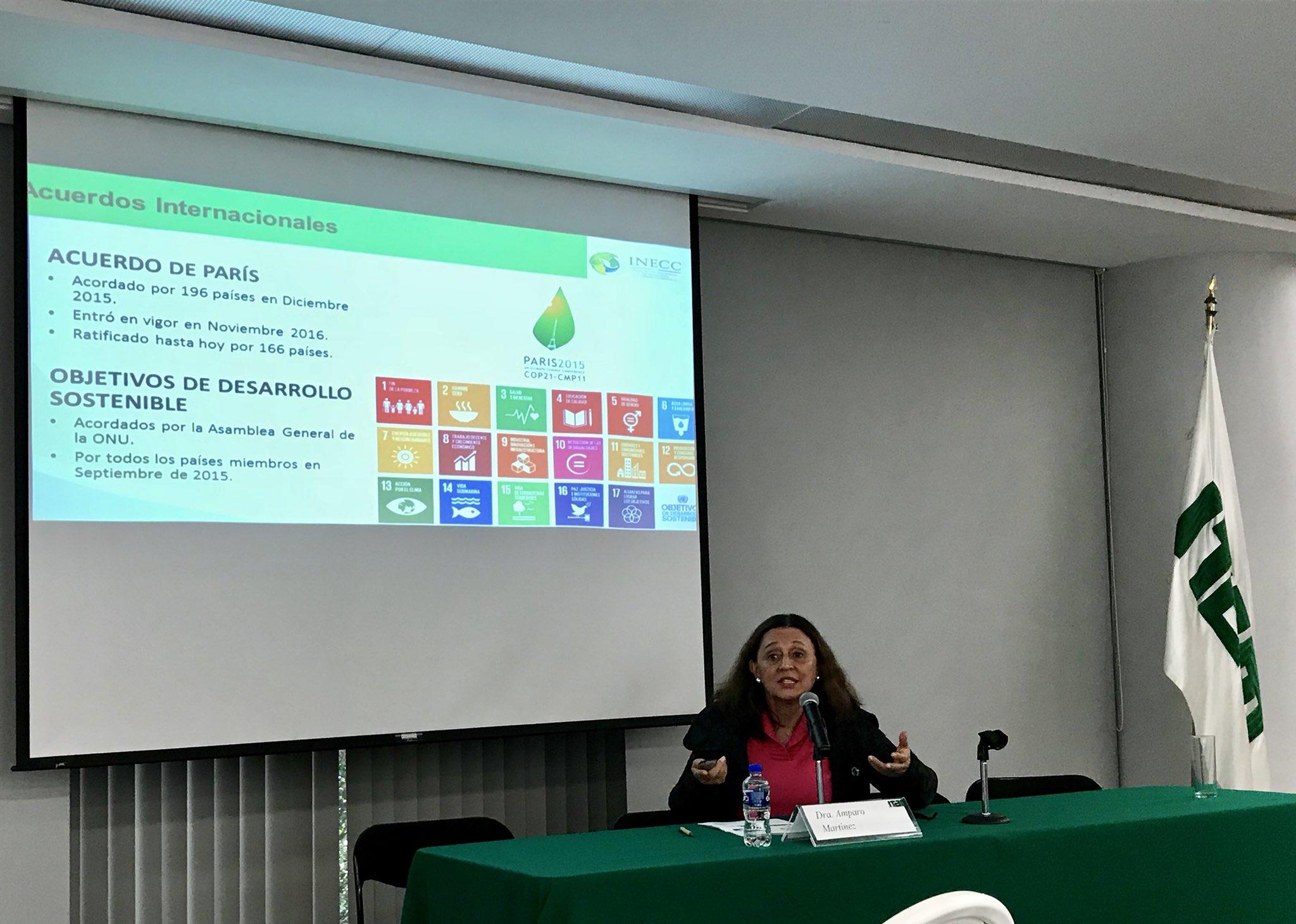 ODS para las metas de acción climática